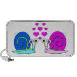 True Love - Cute Snail Cartoon Travelling Speaker