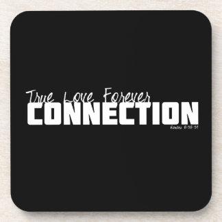 True Love Forever Coaster