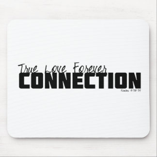 True Love Forever Mouse Pads