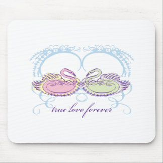 True Love Forever Mouse Pad