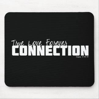 True Love Forever Mousepad
