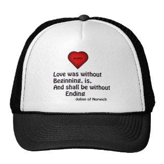 True Love Trucker Hats