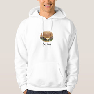True love. hoodie