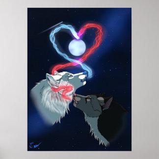 True Love Howls - Poster