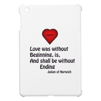 True Love iPad Mini Covers