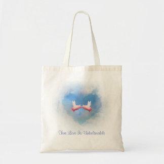 True Love Is Unbelievable Tote Bag