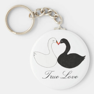 True Love Key Ring