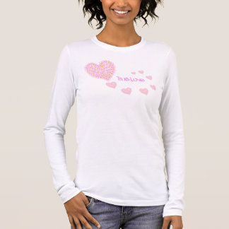 True Love Ladies Camisole Long Sleeve T-Shirt