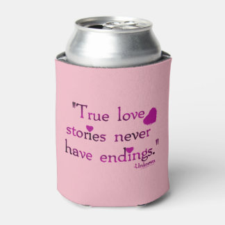 TRUE LOVE STORIES CAN COOLER