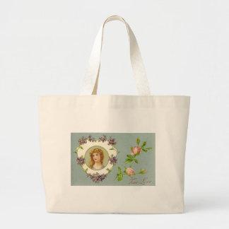 True Love Canvas Bag