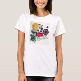 True Love whippets T-Shirt