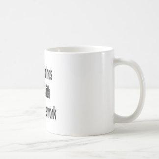 True Machos Help With The Housework Coffee Mug