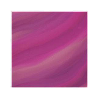 True Nature Colors Abstract in Oils 1 Stretched Canvas Print