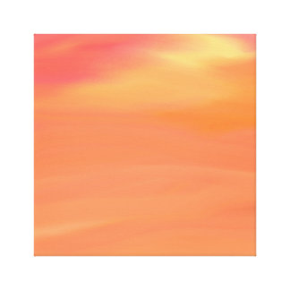 True Nature Colors Abstract in Oils 2b Canvas Print