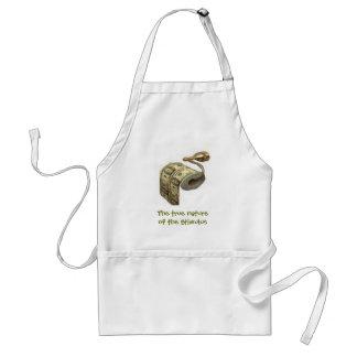 True nature of the stimulus standard apron