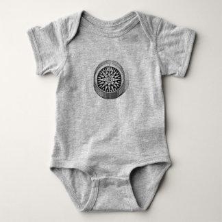 True North Compass Baby One Piece Baby Bodysuit