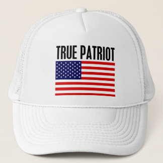True Patriot Trucker Hat