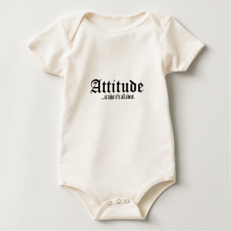 True Rumors Baby Bodysuit