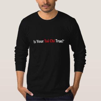 True Tai Chi™ Men's Long-sleeve T-Shirt (black)