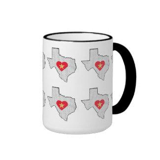 """""""True Texas Treasure"""" Coffee Mug"""