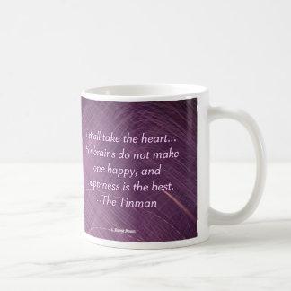 True to Your Heart Basic White Mug