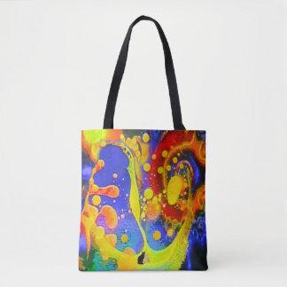True Transcendental Tote Bag