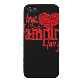 True vampire fan girl iPhone 5/5S case