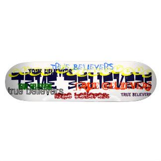 TrueBelievers-Deck Skateboard Decks