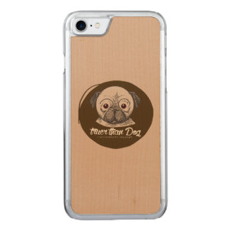 Truer Than Dog iPhone Carved iPhone 8/7 Case