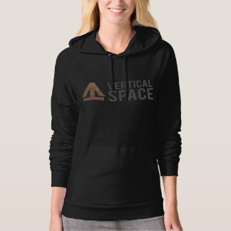 TrueVanguard - Vertical Space Hoodie - Womens Fit