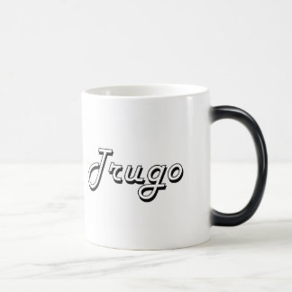 Trugo Classic Retro Design Morphing Mug