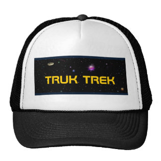 TRUK TREK CAP