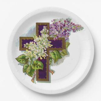 Truly Easter Easter Paper Plate