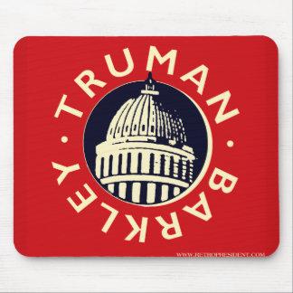 Truman-Barkley - Customized Mouse Pad