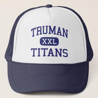 Truman Titans Middle Tacoma Washington Trucker Hat
