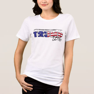 Trump 2016 45th President of the USA T-Shirt