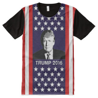 Trump 2016 All-Over print T-Shirt