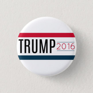 Trump 2016 Button