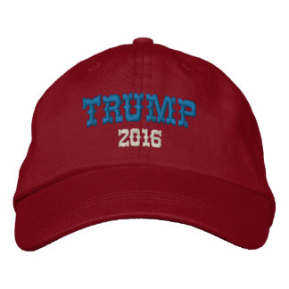 TRUMP 2016 - Embroidered Hat