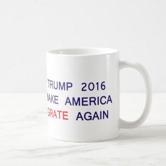 Trump 2016 Parody Mug