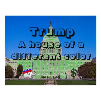 Trump 2016 postcard