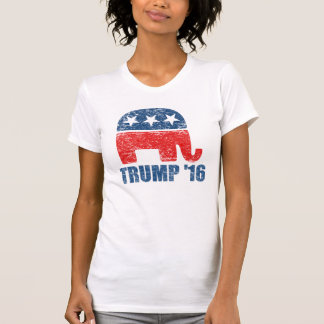 Trump 2016 Vintage T-Shirt