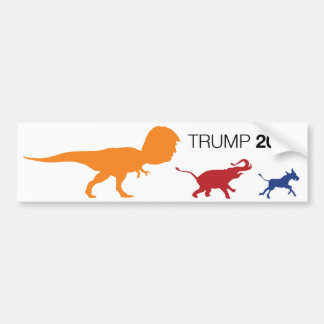 Trump 2020 Bumper Sticker