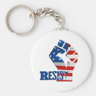 "Trump 2.25"" Basic Button Keychain"