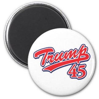 Trump 45! magnet