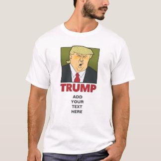 TRUMP, a customisable shirt