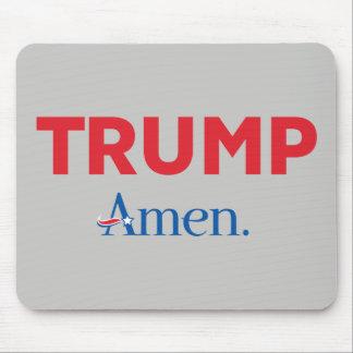 Trump Amen Mouse Mat