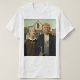 Trump – American Gothic T-Shirt