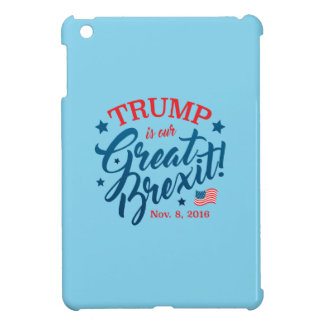 Trump Brexit iPad Mini Cover