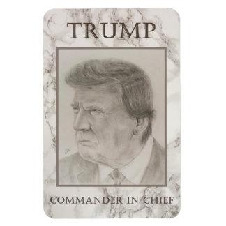 Trump, Commander in Chief Magnet
